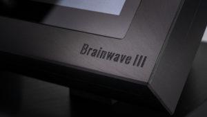 Brainwave III - Engraving Detail